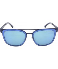 Emporio Armani EA2030 56 Trend Dark Blue Rubber 310255 Sunglasses