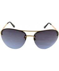 Michael Kors Ladies M2068S Kai Gold Sunglasses