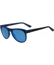 Lacoste L782S Matte Black Blue Sunglasses