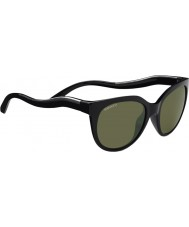 Serengeti 8576 Lia Black Sunglasses