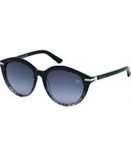 Swarovski Ladies Black Lace SK0070 Demi Sunglasses
