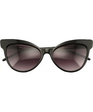 Wildfox Ladies Grand Dame Black Sunglasses