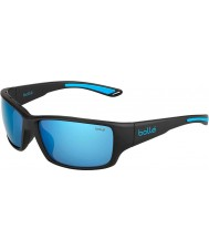Bolle 12368 Kayman Black Sunglasses