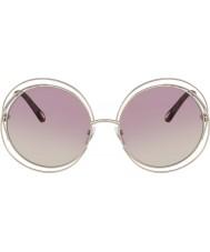 Chloe Ladies CE114S 702 58 Carlina Sunglasses