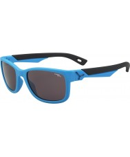 Cebe Avatar (Age 7-10) Matt Blue Black 1500 Grey Blue Light Sunglasses