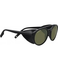Serengeti 8585 Leandro Glacier Black Sunglasses