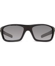 Revo RE4073 Guide II Shiny Black - Graphite Polarized Sunglasses