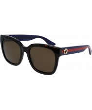 Gucci Ladies GG0034S 004 Sunglasses