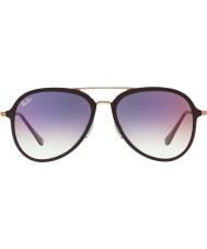 RayBan RB4298 57 6335S5 Sunglasses