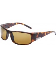 Bolle King Dark Tortoiseshell Polarized Sandstone Sunglasses