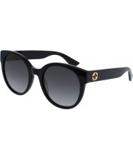 Gucci Ladies GG0035S 001 Sunglasses