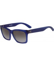 Karl Lagerfeld Mens KL871S Matte Blue Sunglasses
