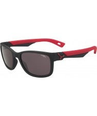 Cebe Avatar (Age 7-10) Matt Anthracite Red 1500 Grey Blue Light Sunglasses