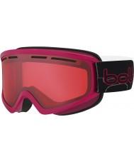 Bolle 21484 Schuss Shiny Pink - Vermillon Gun Ski Goggles