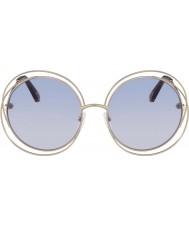 Chloe Ladies CE114S 706 58 Carlina Sunglasses