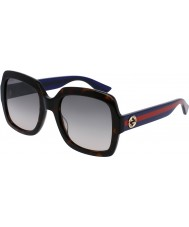 Gucci Ladies GG0036S 004 Sunglasses