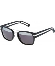 Police Mens Neymar JR 1 S1948-U28H Semi Matt Black Sunglasses