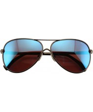 Wildfox Ladies Airfox 2 Deluxe Gunmetal Sunglasses