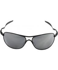 Oakley OO4060-03 Crosshair Matte Black - Black Iridium Sunglasses