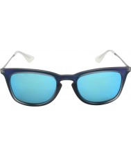 RayBan RB4221 50 Youngster Shot Blue Rubber 617055 Sunglasses
