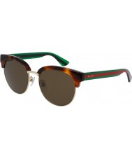 Sunglasses2u Gucci Mens GG0058SK 003 Sunglasses