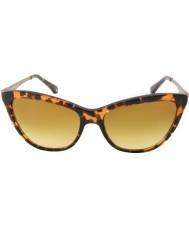 Emporio Armani EA4030 57 Essential Leisure Yellow Havana 52282L Sunglasses