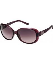 Polaroid P8430 C6T MR Purple Polarized Sunglasses