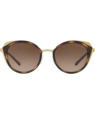 Michael Kors Ladies MK1029 52 116813 Charleston Sunglasses