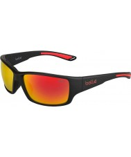 Bolle 12367 Kayman Black Sunglasses