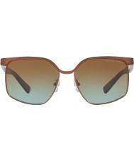 Michael Kors MK1018 56 August Bronze 11475D Sunglasses
