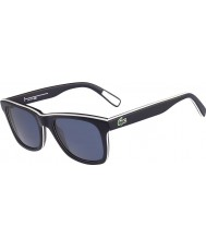 Lacoste L781S White Blue Sunglasses