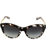 Dolce and Gabbana DG4243 53 Sicilian Taste Ice Cube 28888G1 Sunglasses