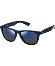 Polaroid P8443 FLL JY Blue Grey Polarized Sunglasses