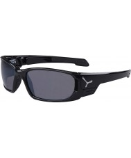 Cebe S-Cape Small Black Sunglasses