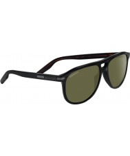 Serengeti 8468 Giacomo Black Sunglasses