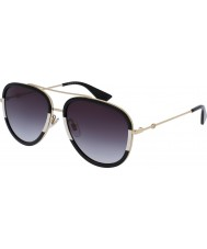 Gucci Ladies GG0062S 006 Sunglasses