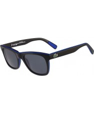 Lacoste L781SP Black Blue Polarized Sunglasses