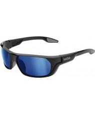 Bolle Ecrins Shiny Black Polarized GB-10 Sunglasses
