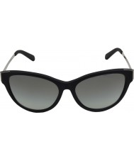 Michael Kors MK6014 57 Punte Arenas Black Soft Touch 302211 Sunglasses