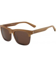 Calvin Klein Collection CK7961S Natural Wood Sunglasses