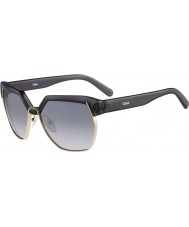 Chloe Ladies CE665S Dark Grey Sunglasses