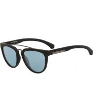 Calvin Klein Jeans Ladies CKJ813S Black Sunglasses