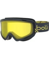 Bolle 21493 Freeze Shiny Grey and Yellow - Lemon Ski Goggles