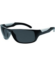 Bolle Vibe Shiny Black Polarized TNS Sunglasses