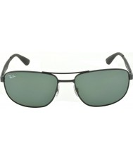 RayBan RB3528 Active Lifestyle Black