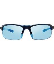 Revo RE4066 Crux N Blue Woodgrain - Blue Water Polarized Sunglasses