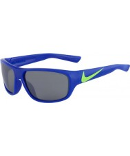 Nike EV0887 Mercurial Kids Blue Suede Sunglasses