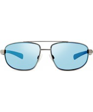 Revo RE1018 Wraith Gunmetal - Blue Water Polarized Sunglasses