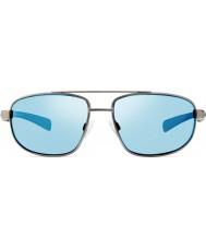 Revo RE1018 Wraith Gunmetal - Blue Water Polarized Sunglasses