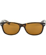 RayBan RB2132 55 New Wayfarer Light Tortoiseshell 710 Sunglasses